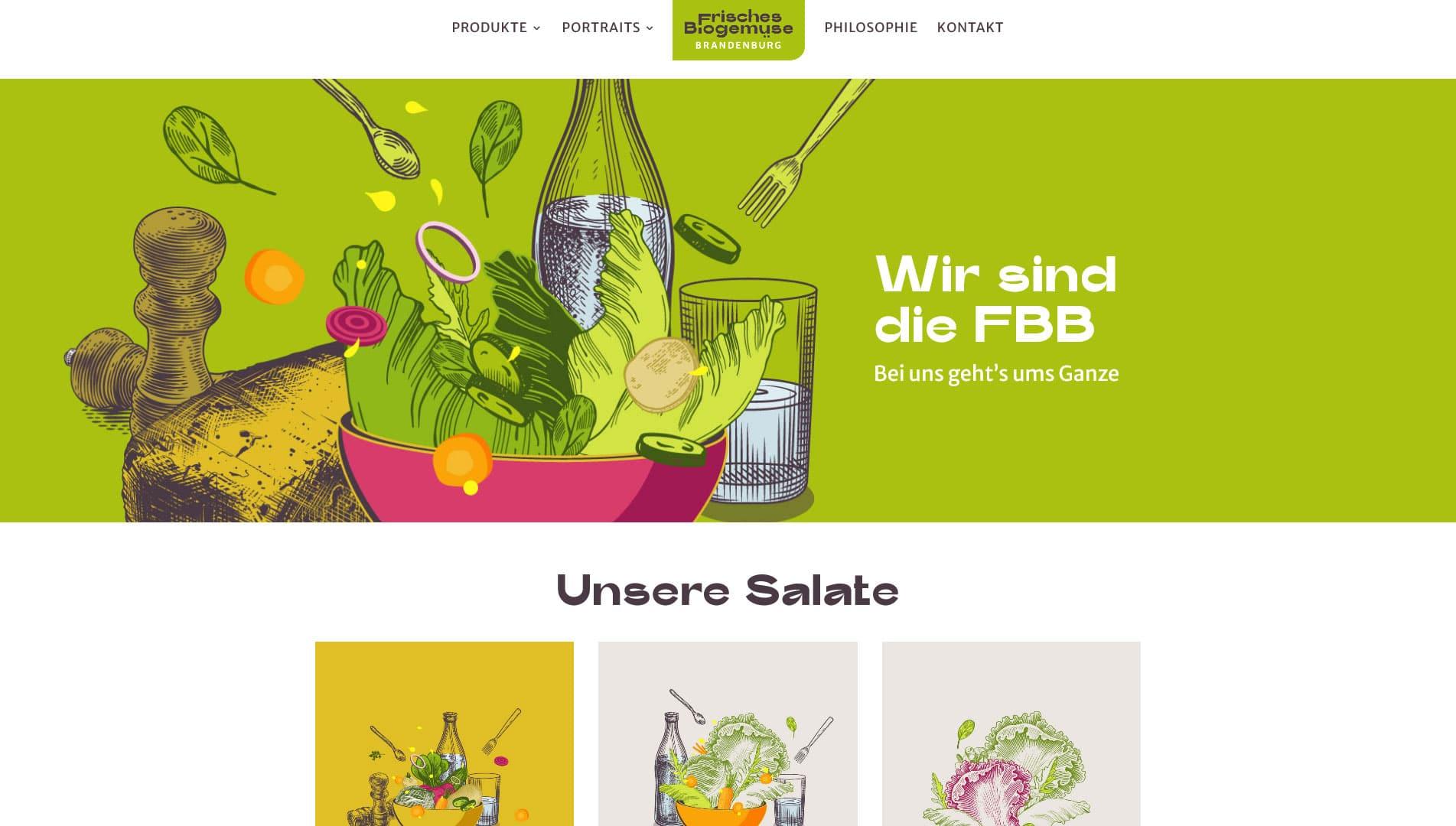 FBB Frisches Biogemüse aus Brandenburg