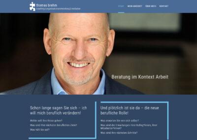 Thomas Brehm – Coaching, Organisationsentwicklung, Mediation