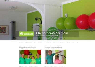 Physiotherapie Mattiß